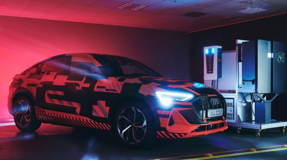 Audi nos habla de la carga bidireccional en sus coches eléctricos