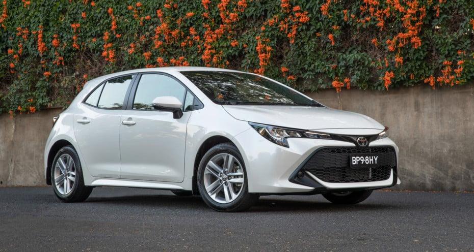 ¿Comprarías un Toyota Corolla sin motor híbrido? Nuestros vecinos europeos sí