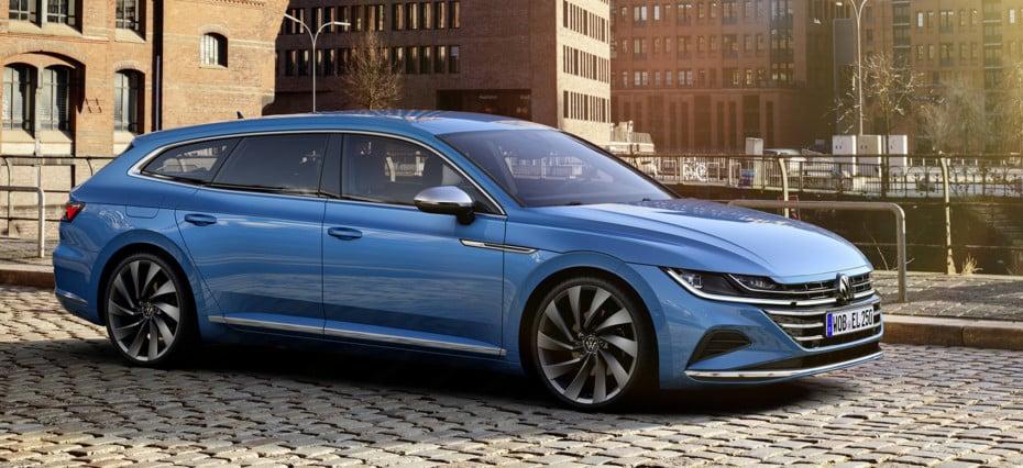 El renovado Volkswagen Arteon ya tiene precios en Alemania: Shooting-Brake incluido