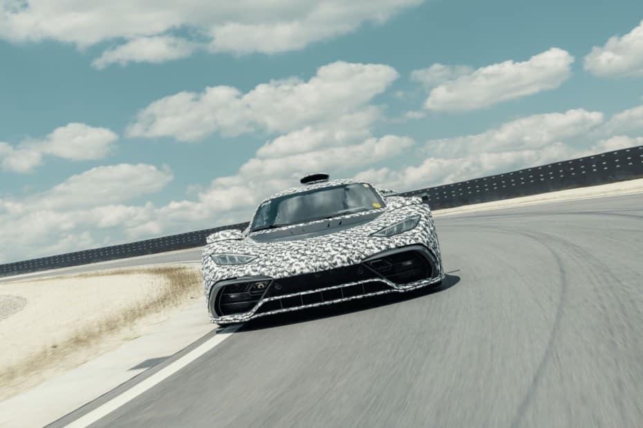 El Mercedes-AMG Project ONE más cerca de ser real: Un motor de Fórmula 1 y 1000 CV