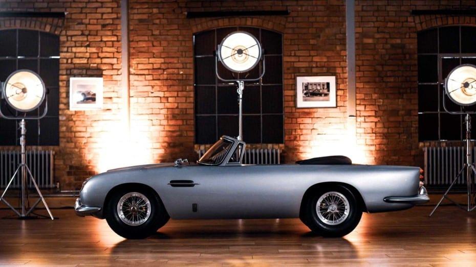 Aston Martin DB5 Junior: Un juguete para niños y no tan niños a precio de Ford Mustang