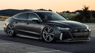 Hasta 375 CV adicionales para el imponente Audi RS 7 Sportback