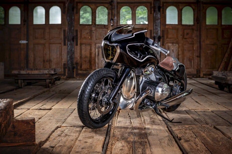 Blechmann R 18: BMW Motorrad lleva la personalización a un nuevo nivel