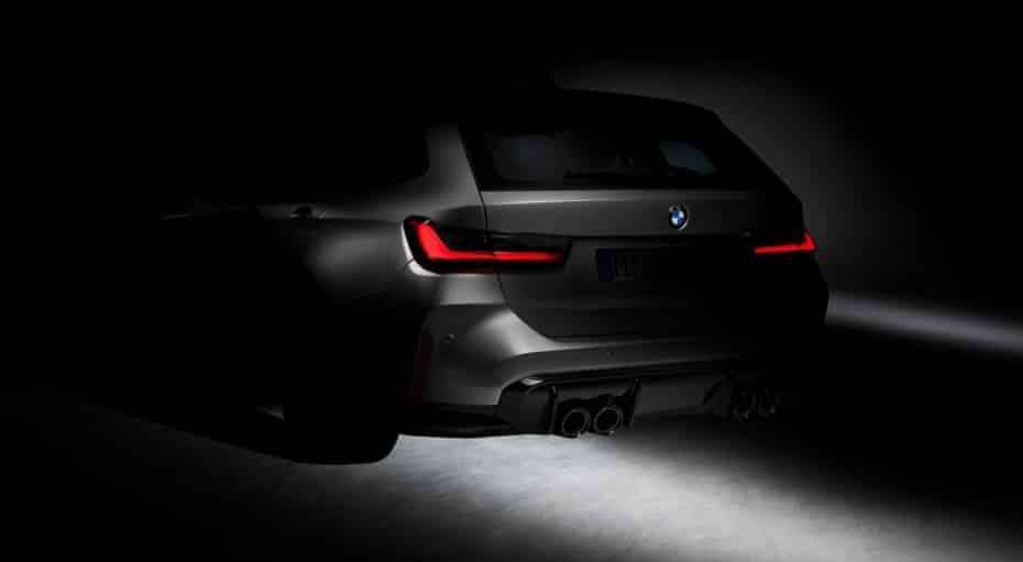 El primer BMW M3 Touring ya está en fase de desarrollo: prepárate Audi RS4…
