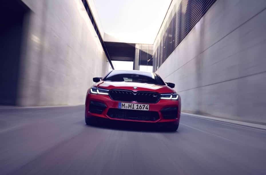Lo más bestia de la Serie 5 de BMW ya tiene precio: ¿M5 o 550i?