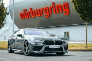 Disfruta del BMW M8 Competition con casi 100 CV extra y una estética más agresiva
