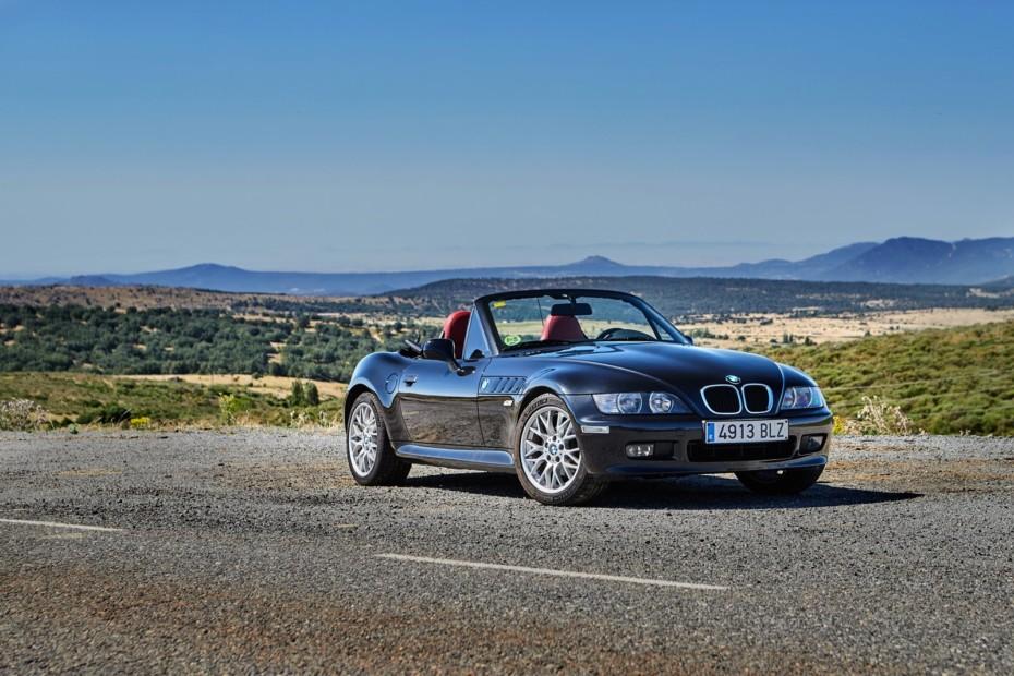 El BMW Z3 celebra sus bodas de plata: Una historia llena de éxitos
