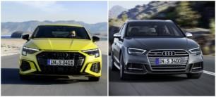 Comparación visual Audi S3 2020: Juzga tú mismo cuánto ha cambiado el compacto picante