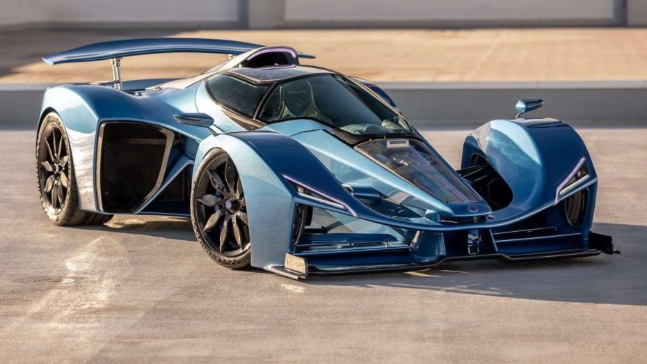 Tras casi 70 años de parón Delage vuelve con un deportivo V12 híbrido de más de 1.000 CV
