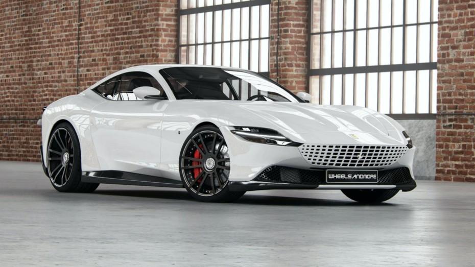 Hasta 700 CV y 885 Nm de par para el atractivo Ferrari Roma