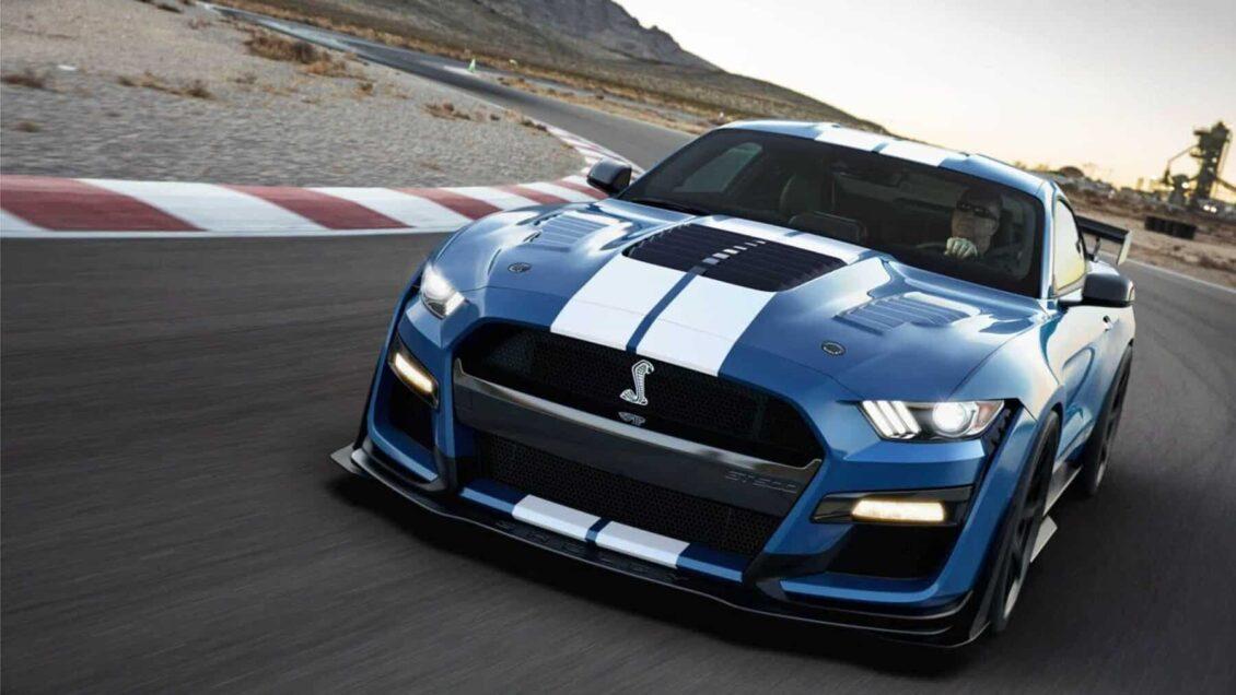 Más de 800 CV para el Mustang GT500 con el paquete Shelby American Signature Edition