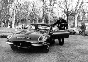 ¿Eres fan del Jaguar E-Type? Atento a lo que tiene la marca entre manos