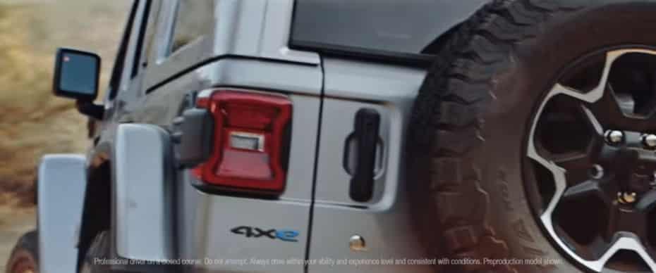 Jeep nos muestra los primeros detalles del lujoso Wagoneer y el Wrangler 4xe PHEV