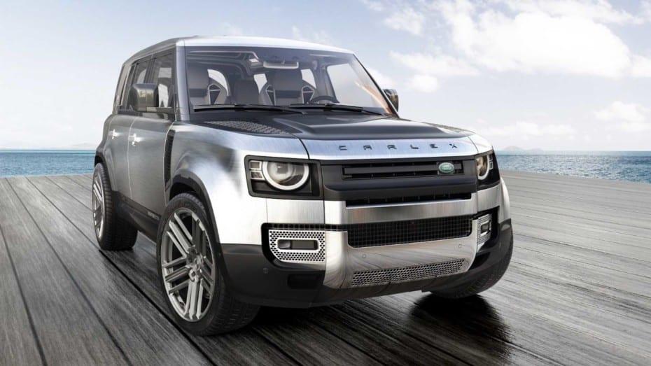 Land Rover Defender Yatching Edition: Puro lujo marino en el recién renovado todoterreno