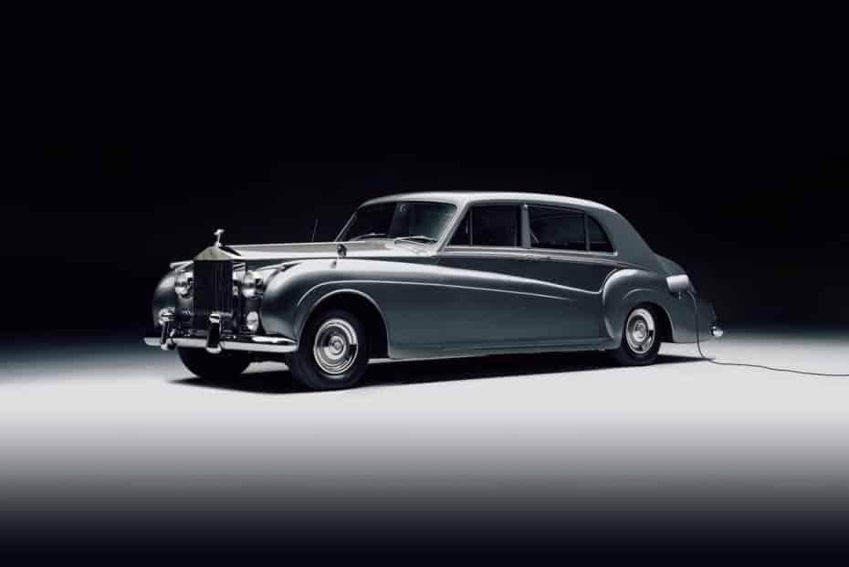 Lunaz convierte en eléctrico todo lo que toca: Lo último es de Rolls-Royce