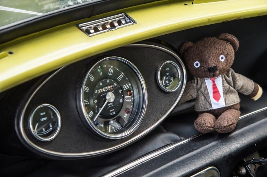 Este Mini classic tiene 46 años pero lleva 30 siendo muy famoso: ¿sabes cuál es?