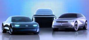 La nueva marca de eléctricos de Hyundai se llamará IONIQ: nueva plataforma y modelos