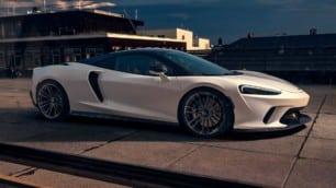 Hasta 700 CV y un 0 a 100 km/h en tres segundos para el McLaren GT de Novitec