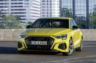 El nuevo Audi S3 ya tiene precio y es 7.618 euros más caro que en Alemania: desde 174 euros el CV