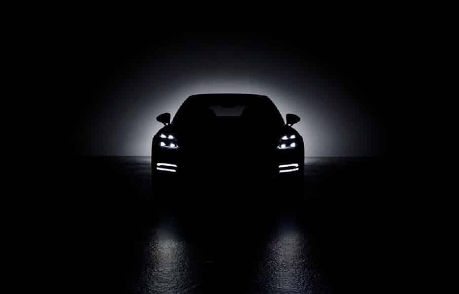 El renovado Porsche Panamera debutará el próximo 26 de Agosto