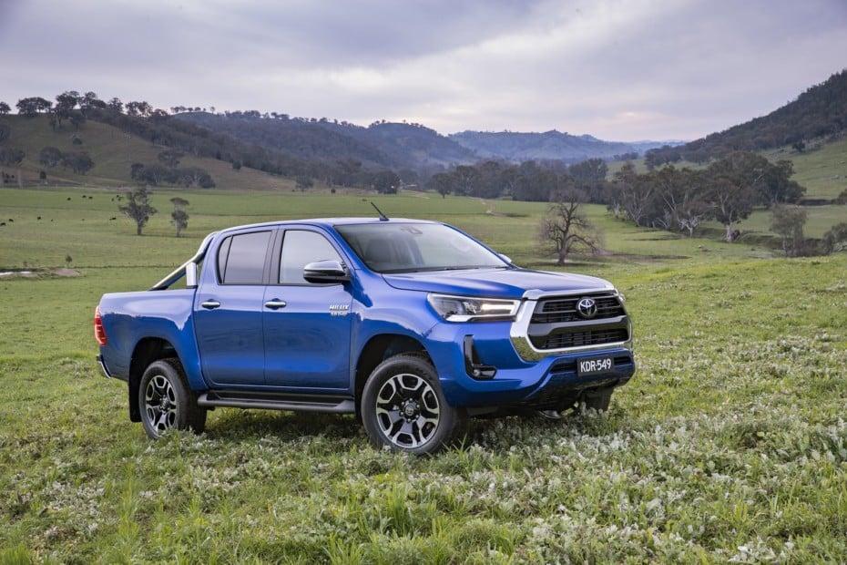 Toyota mejora el Hilux: Estas son algunas de las novedades…