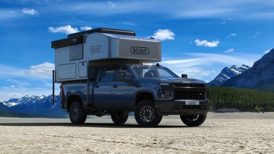Scout Campers refuerza su gama de camperizaciones para pick-ups con la plataforma Kenai