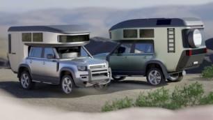 Si quieres camperizar los nuevos Defender y Bronco, esta plataforma de fibra de carbono te interesa
