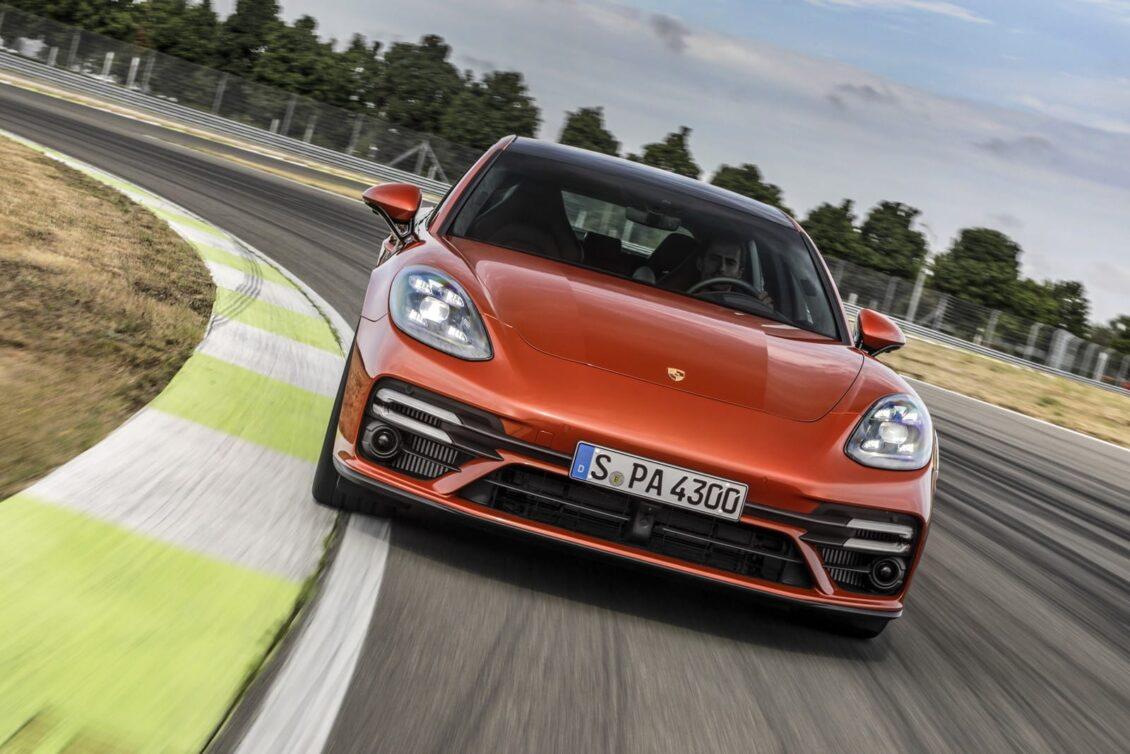 Así es el renovado Porsche Panamera: desde 104.349 euros