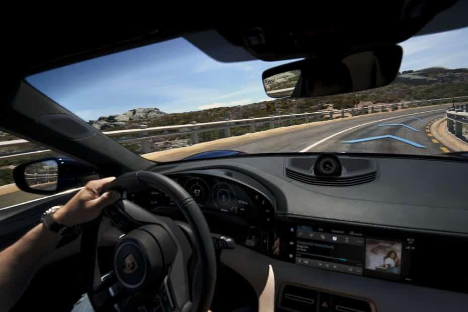 Porsche anuncia una actualización del Taycan: más equipamiento y nuevas funciones