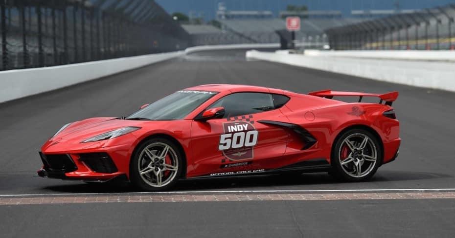 Chevrolet nos muestra el Safety Car oficial de la Indy 500 en la que correrá Fernando Alonso