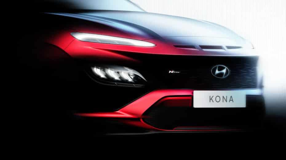 Nuevo Hyundai Kona a la vista: Profundamente renovado y con una sugerente versión N Line