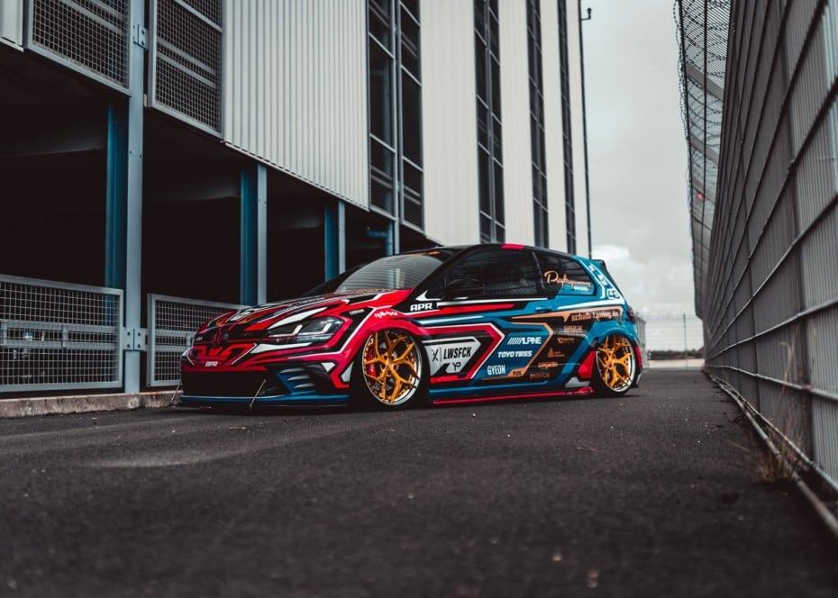 ¿Amante del Volkswagen Golf GTI Clubsport? Esta versión con 420 CV quizá te interese