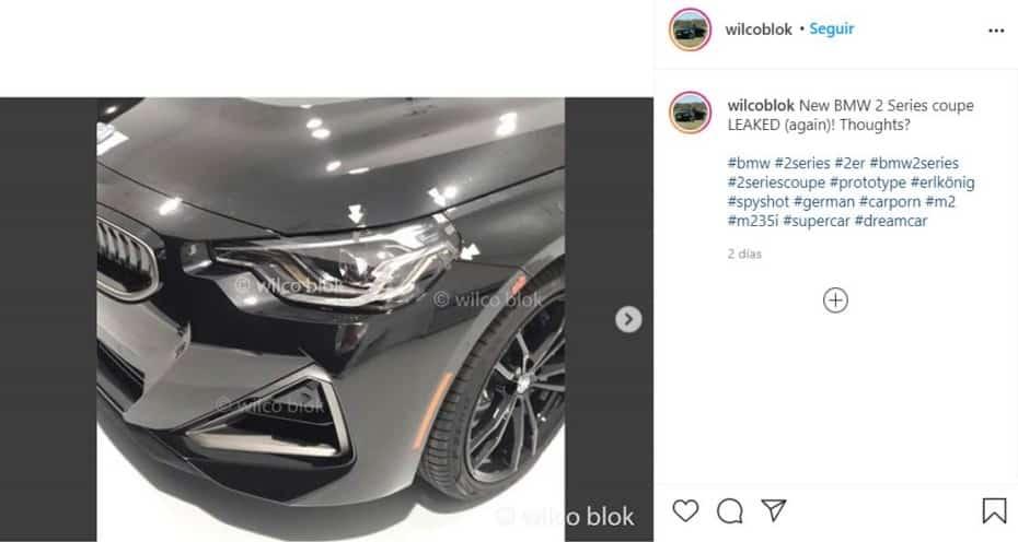 ¿Debería BMW retocar su diseño si este es el futuro BMW Serie 2?