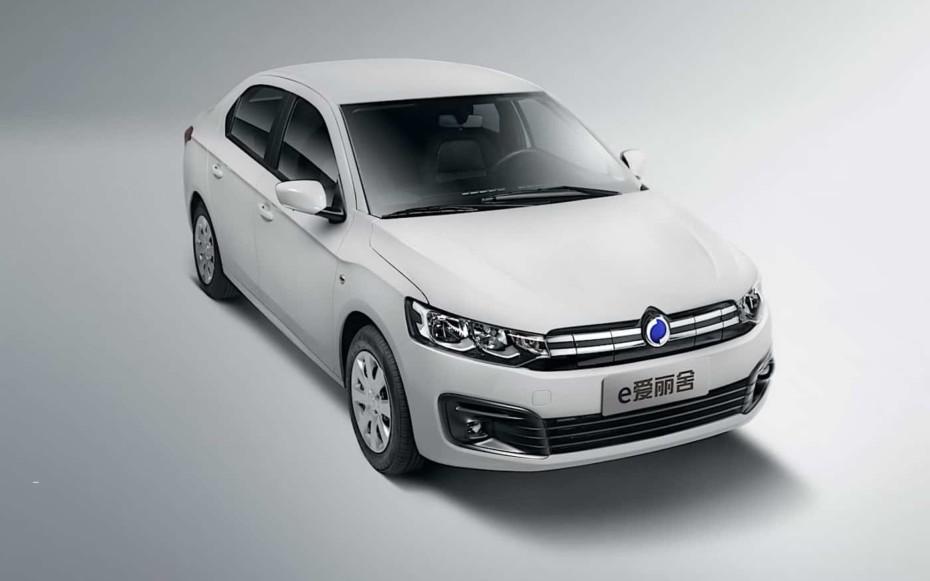 El Citroën C-Elysée gana versión eléctrica: Para China