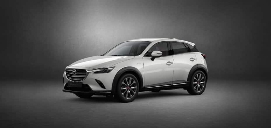 Llega a España el Mazda CX-3 «100 Aniversario»: A tope de equipamiento