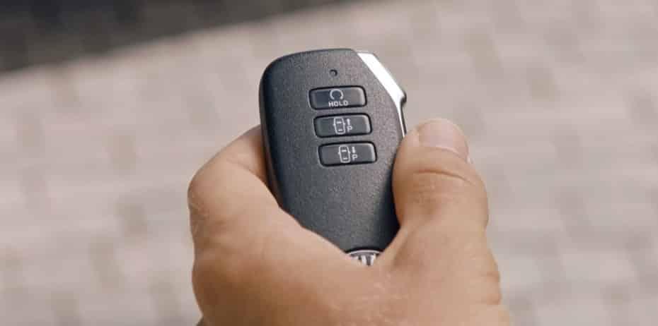 Kia anuncia su sistema de aparcamiento remoto: debuta en el nuevo Sorento