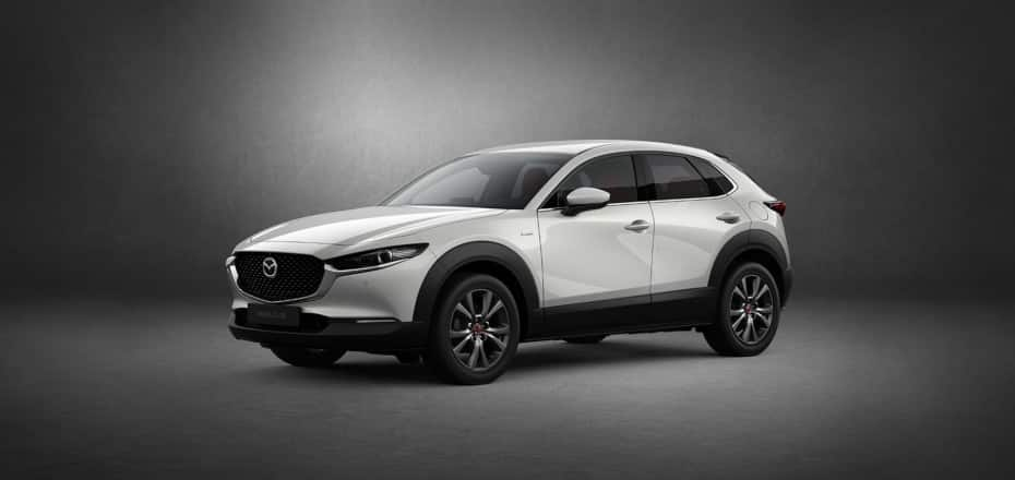 Ya a la venta el Mazda CX-30 «100 Aniversario»: Solo con 181 CV