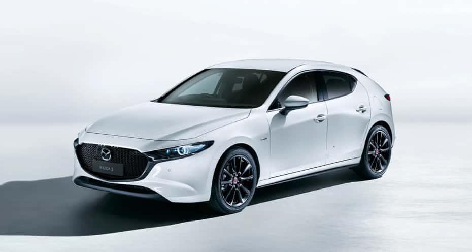 Llega el Mazda3 «100 Aniversario»: Solo con el motor de 181 CV