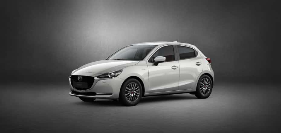 El Mazda2 «100 Aniversario» aterriza en España