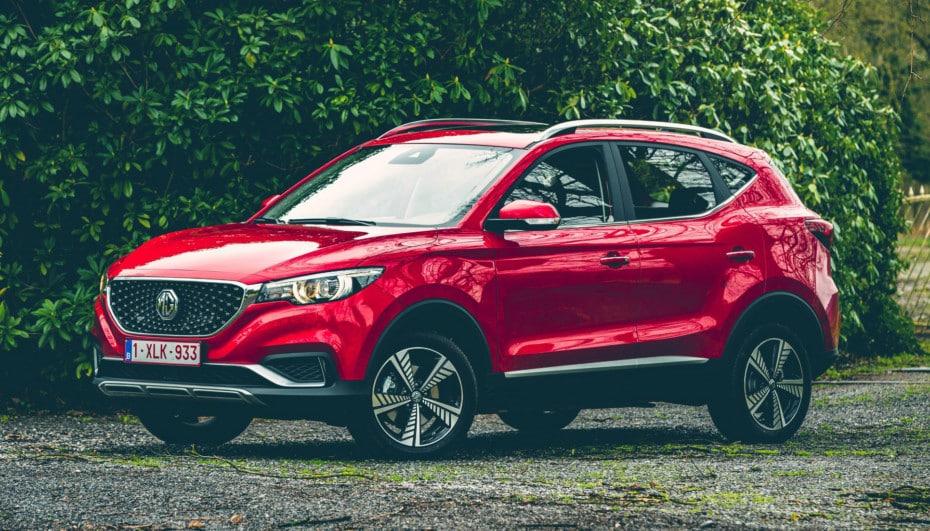 Las ventas de MG en Europa siguen imparables: En Francia y Holanda sorprenden