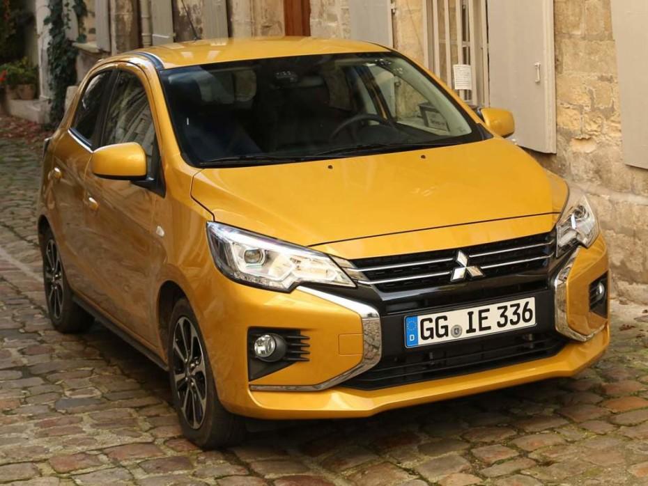 Este mes tienes un Mitsubishi Space Star por menos de 10 mil euros