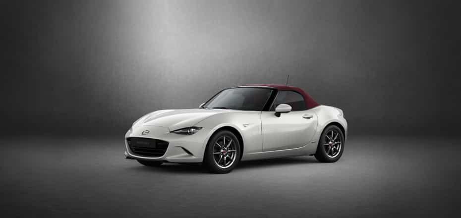 El Mazda MX-5 «100 Aniversario» llega a España