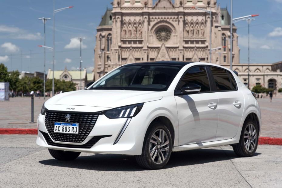 El nuevo Peugeot 208 ya se produce en Argentina: Conserva el viejo 1.6 VTi 115 CV