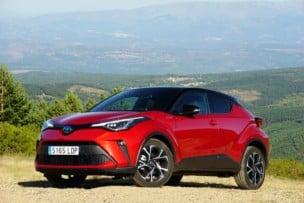 Prueba Toyota C-HR 180H Advance Luxury: Rápido y eficiente