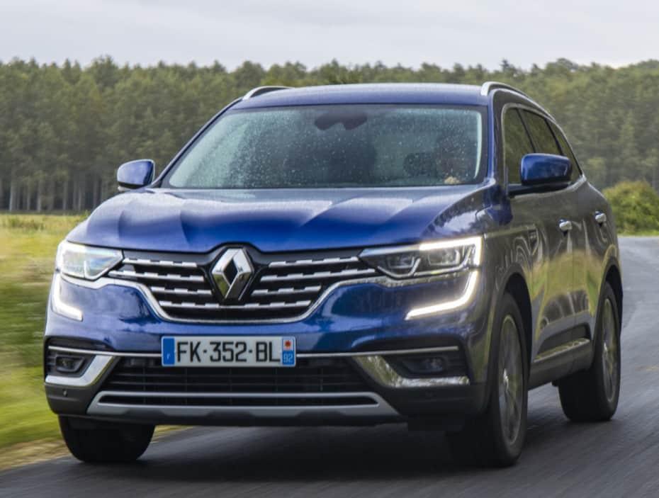 Nuevo motor de gasolina para el Renault Koleos: Con 1,3 litros