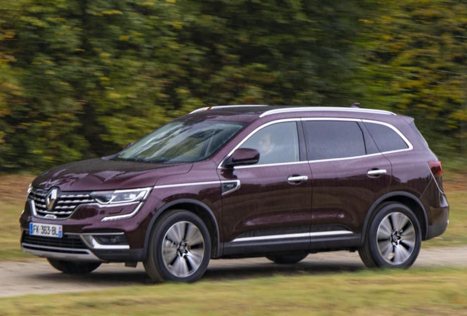 Así es la gama Renault Koleos 2021: Aquí los precios