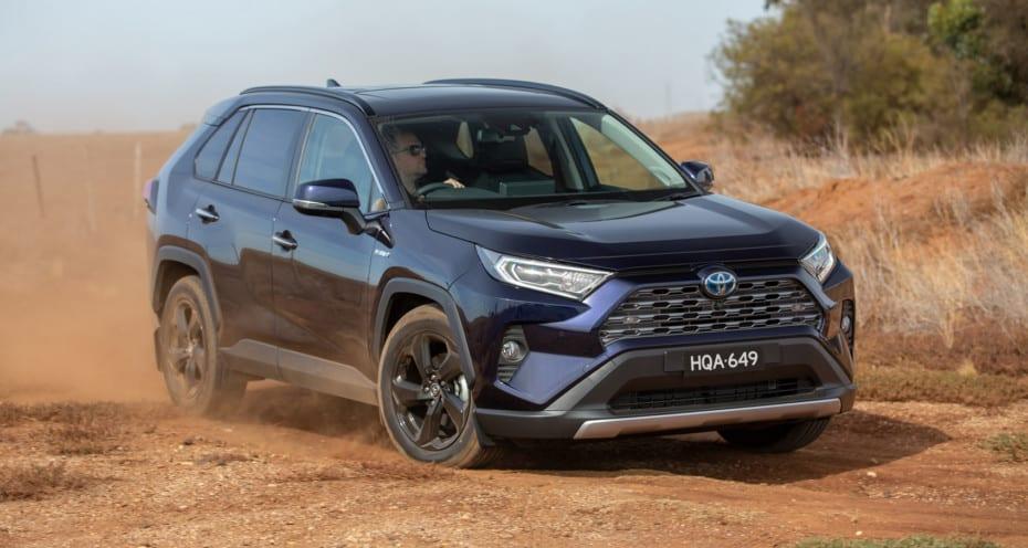 Ventas julio 2020, Australia: El Toyota RAV4, líder por primera vez en 26 años