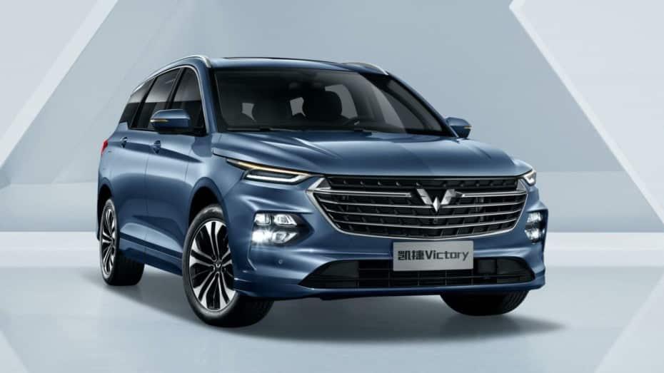 General Motors regresará a Europa: Con el Wuling Victory en 2022