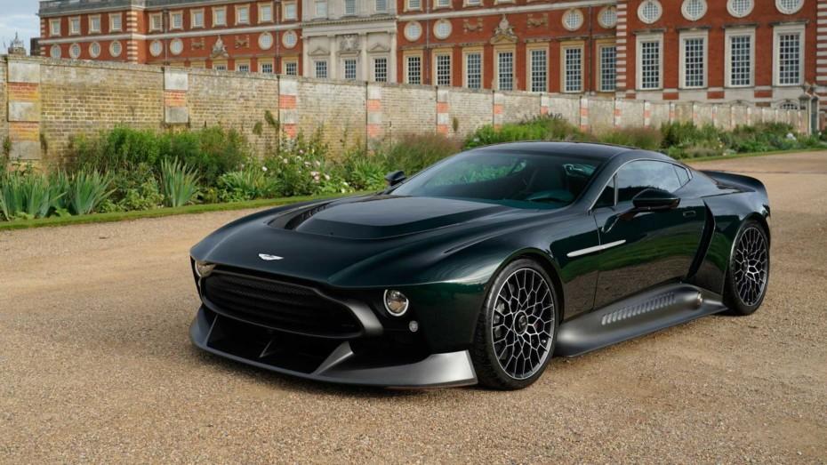 Aston Martin Victor: ¿Estamos ante el 'one off' más bonito de las últimas décadas?