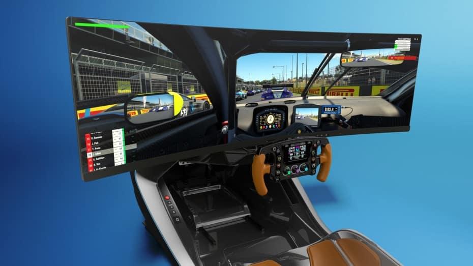 ¿Qué te parece el AMR-C01 Racing Simulator?: «simulador» a precio de BMW M2